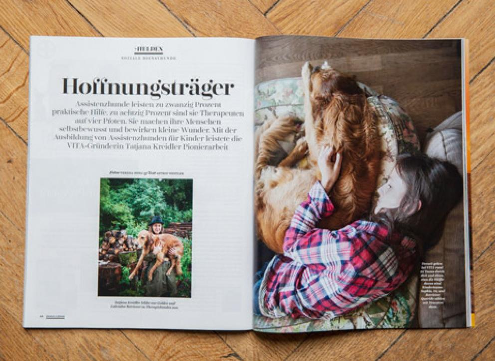 Dogs Magazin 01/2018